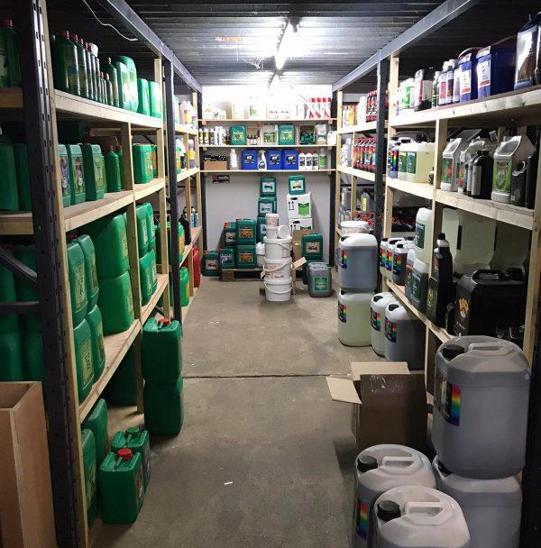 Dtek Horticulture Wholesale plant nutrients UK next day delivery free p& p